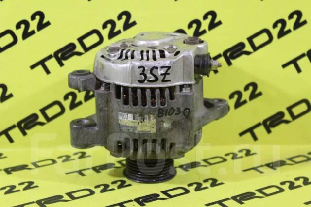 Генератор. Toyota bB, QNC21 Toyota Passo Sette, M502E, M512E Toyota Rush, J210E, J210, J200, J200E Двигатель 3SZVE