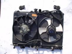 Радиатор охлаждения двигателя. Mitsubishi Airtrek, CU2W Двигатель 4G63T