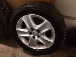 "Колпак колеса R16 13337257 Opel Astra H Zafira B Meriva B Есть дефект. Диаметр 16"", 1 шт."