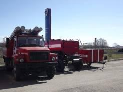 ГАЗ-33086 Земляк. Газ 33086 (4х4) Автоцистерна пожарная, 3 000 куб. см., 3,00куб. м.