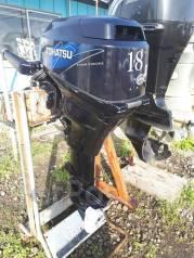 Tohatsu. 18,00л.с., 4-тактный, бензиновый, нога L (508 мм), Год: 2010 год