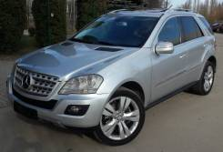 Mercedes-Benz ML-Class. W164, ML350 M272