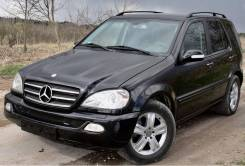 Mercedes-Benz ML-Class. W163, ML320 M112