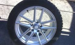 Light Sport Wheels. 7.5x17, 5x114.30, ET45, ЦО 72,0мм.
