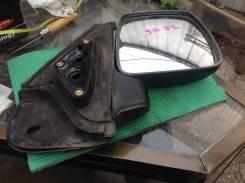 Зеркало заднего вида боковое. Nissan Vanette, SK22VN