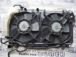 Радиатор охлаждения двигателя. Subaru Legacy, BLE, BPE Двигатели: EJ30D, EZ30D
