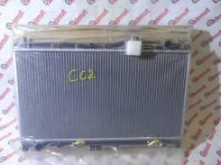 Радиатор охлаждения двигателя. Honda Rafaga, E-CE5, E-CE4 Honda Vigor, CB5 Honda Inspire Honda Ascot, E-CE5, E-CE4