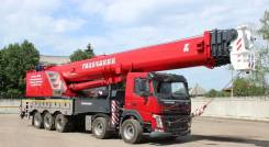 Volvo. Автокран КС-85713 на шасси (10х4) 100 т., 100 000 кг., 51 м.