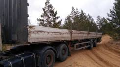 МАЗ. Полуприцеп 931010,2008г. в. бортовой, 22 000 кг.