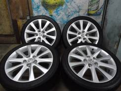 Продам Стильные колёса Mazda Atenza, Axela и т. д. +Лето 215/45R17. 7.0x17 5x114.30 ET55
