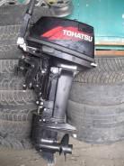 Tohatsu. 30,00л.с., 2-тактный, бензиновый, нога S (381 мм), Год: 2014 год