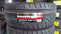 Bridgestone Potenza RE002 Adrenalin. Летние, 2015 год, без износа, 2 шт