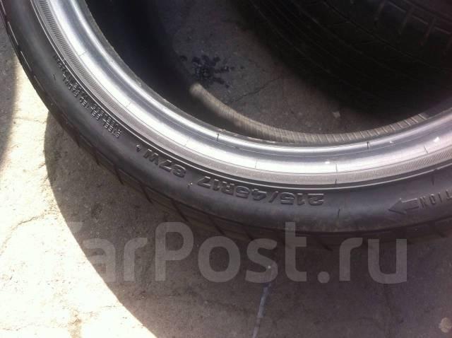 Dunlop SP Sport 8090. Летние, 5%, 2 шт