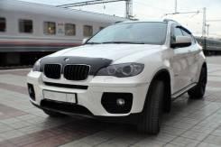 Дефлектор капота. BMW X5, E70. Под заказ