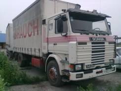 Scania. 143m, 14 000 куб. см., 8 500 кг.