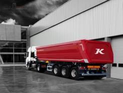 Kassbohrer. Новые самосвальные полуприцепы DL 32, 30 900 кг. Под заказ