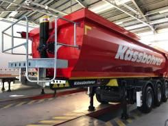 Kassbohrer. Новые самосвальные полуприцепы DL 22, 32 500 кг. Под заказ