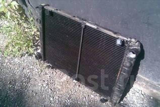 Радиатор охлаждения двигателя. ГАЗ ГАЗель ГАЗ 31105 Волга ГАЗ 3110 Волга