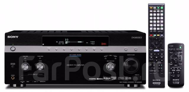 Рессивер Sony STR-DA5600ES