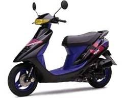 Honda Dio AF27. 50 куб. см., неисправен, без птс, с пробегом
