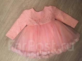 Платья. Рост: 74-80 см