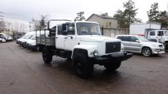 ГАЗ-33081 Егерь 2. ГАЗ 33088 Егерь, 4 800куб. см., 2 000кг., 4x4