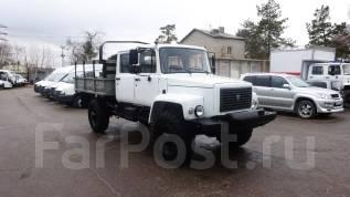 ГАЗ-33081 Егерь II. ГАЗ 33081 Егерь, 4 800 куб. см., 1 500 кг.