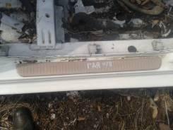 Порог пластиковый. Toyota Gaia, SXM10, CXM10, SXM10G, ACM10, ACM15, SXM15G, SXM15, CXM10G, ACM15G, ACM10G Двигатели: 3CTE, 3SFE, 1AZFSE
