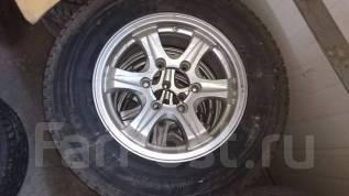 Продам колеса. x15 6x139.70