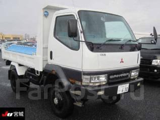 Mitsubishi Canter. Canter 4WD, 4 300 куб. см., 3 000 кг. Под заказ