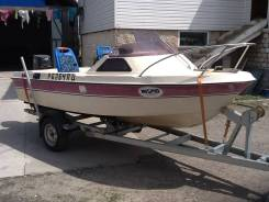Yamaha Fish 15. Год: 1995 год, длина 4,50м., двигатель подвесной, 55,00л.с., бензин