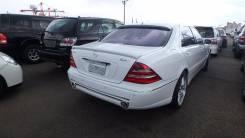 Бампер. Mercedes-Benz S-Class, W220
