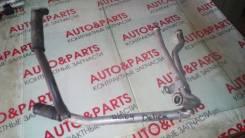 Патрубок радиатора. Mitsubishi Delica, PB4W, PA4W, PD4W, PC4W Двигатель 4G64