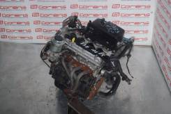 Двигатель в сборе. Toyota Platz, SCP11 Двигатель 1SZFE