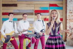 """Музыкальная группа """"Radio-Band"""" на ваше мероприятие! / Уссурийск"""