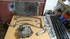 Компрессор кондиционера. Mitsubishi Pajero, V14V, V24V, V24W, V34V, V23W, V24WG, V44WG, V24C, V23C, V43W, V44W Двигатель 6G72