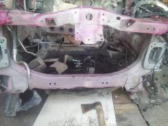 Рамка радиатора. Mitsubishi Lancer X