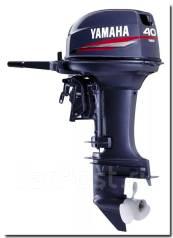 Yamaha. 2-тактный, бензиновый, нога S (381 мм), Год: 2017 год