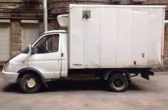 ГАЗ 33023. Рефрижератор газ 33023, 2 700куб. см., 1 500кг., 4x2. Под заказ