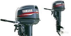 Yamaha. 30,00л.с., 2х тактный, бензин, нога S (381 мм), Год: 2017 год