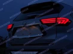 Стоп-сигнал. Toyota Highlander, GSU50, GSU55L, ASU50, GVU58, ASU50L, GSU55
