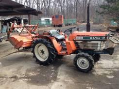 Kubota. Продам мини трактор, 1 100 куб. см.