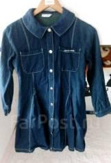 Платья джинсовые. Рост: 146-152 см