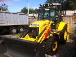New Holland B90B. Экскаватор-погрузчик , 4 500 куб. см., 0,22 куб. м.