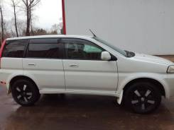 Honda HR-V. вариатор, передний, 1.6 (125 л.с.), бензин, 78 тыс. км