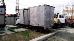 Mitsubishi Canter. Продам фургон, 3 567 куб. см., 2 000 кг.