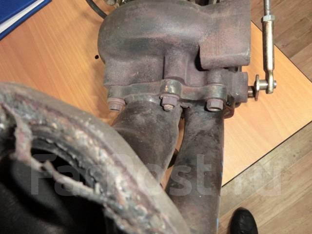Турбина. Nissan Silvia, S14 Двигатель SR20DET