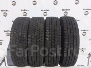 Bridgestone Blizzak W969. Зимние, без шипов, 2014 год, износ: 10%, 4 шт