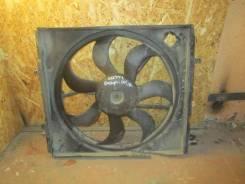 Вентилятор охлаждения радиатора. Nissan Qashqai, J11