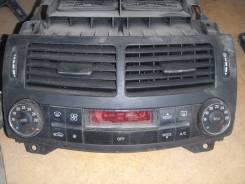 Блок управления климат-контролем. Mercedes-Benz E-Class, W211